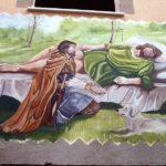 Murales di Anna Maria Uzzo, Savoia di Lucania